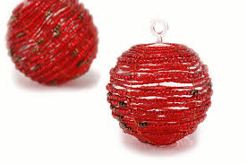 diy creating beaded christmas ornaments ebay