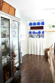 Blue And White Decorating Minimal Fall Decorating Using Blue And White Love My Simple Home