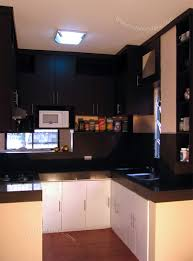 space decorating ideas for small kitchens cabinets for small