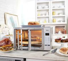 Oster Digital Convection Toaster Oven Oster Xl Digital Convection Oven With French Doors Page 1 U2014 Qvc Com