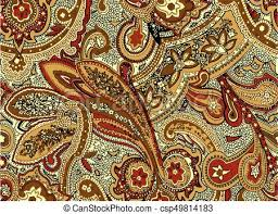 paisley pattern vector abstract paisley pattern vector search clip art illustration