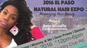 el paso black hair expo 2016 youtube