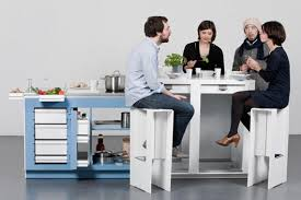 kitchen table ideas for small spaces 5 best compact kitchen design ideas for small spaces interior fans