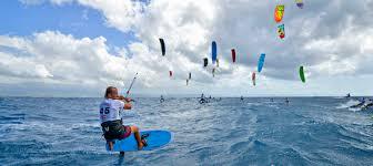 adesso kite tavole il kiter velisti a noi delle olimpiadi non frega niente il