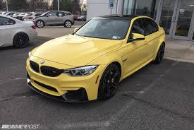 Bmw M3 Yellow Green - who has ordered seen java green signal green dakar and speed