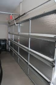 Insulating Garage Door Diy by Extraordinary How To Install Garage Door Insulation Panels Door