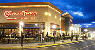 the cheesecake factory has announced its official opening date at