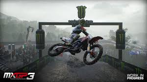 freestyle motocross game mxgp3 the official motocross videogame is coming to ps4 this