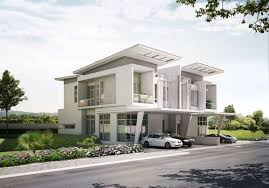 modern homes exterior collection including recent new home designs