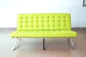 Lime Green Sectional Sofa Green Leather Sectional Sofa Sgmun Club