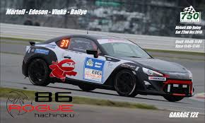 subaru brz racing birkett relay race rogue motorsport official club events