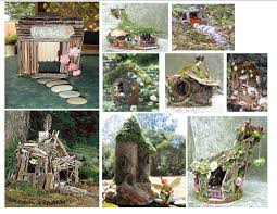 Fairy Garden Furniture Tutorial How To Make A Stone Table And How