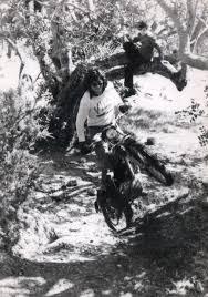 Ramon Cebrian. TRIAL DE CALAFELL 1974 - RAMON_TRIAL_1