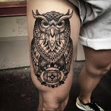 owl tattoos for owl tattoos birds and owl