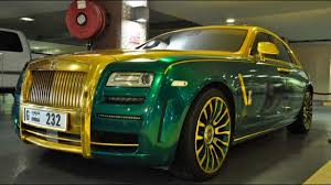 roll royce green beautiful modified rolls royce youtube
