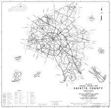 Lexington Zip Code Map Map Of Lexington Fayette Kentucky Travelsmaps Com