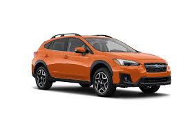 subaru orange crosstrek shop genuine 2018 subaru crosstrek accessories subaru of america