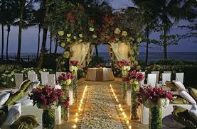 wedding places why wedding planners are choosing outdoors wedding venues