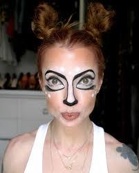 manual carnaval do bambi makeup costumes and halloween makeup