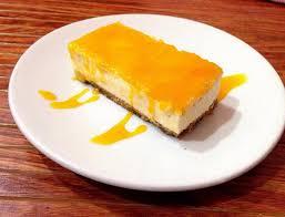 Kek Mango tiara s cookbook mango cheesecake chilled