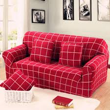 Red Sofa Furniture Compare Prices On Red Sofa Slipcover Online Shopping Buy Low