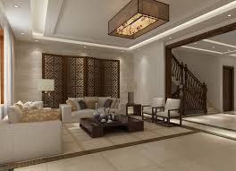 Living Room With Stairs Design Living Room Stairs Design Villa 3d House