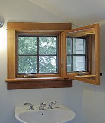 Bathroom Awning Window A Surprise Window In A Small Bath Fine Homebuilding