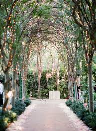 Wedding Trees Romantic Tree Arch Wedding Arch Romantic And Wedding Ceremony Ideas