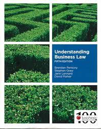 lexisnexis law books understanding business law brendan pentony et al