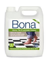 bona stone tile u0026 laminate floor cleaner refill 4000 ml