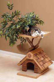 Best  Cat Tree House Ideas On Pinterest Cat Towers Diy Cat - Tree furniture