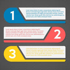 coloured templates coloured infographic template free vector recursos gráficos