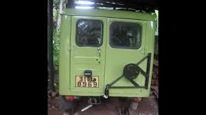jeep daihatsu daihatsu jeep for sale in sri lanka www adsking lk youtube