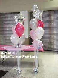big balloon delivery floor stands up with balloons by balloons from all occasions