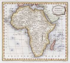 africa map high resolution stock images high resolution antique maps of africa
