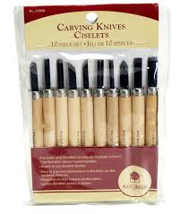 Wood Carving Knife Set Uk by