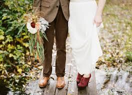 Red Barn Shoes Handmade Fall Barn Wedding Tara Nick Wedding Red Wedding And