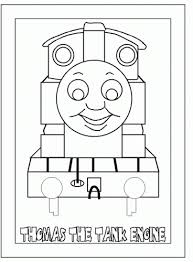 thomas train coloring pages kids thomas train
