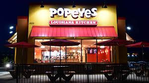 Vitre Louisiana by Popeyes Louisiana Kitchen L U0027autre Fast Food Roi Du Poulet Aux