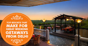 20 top resorts near delhi for weekend breaks