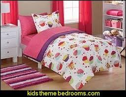 Newsprint Comforter Decorating Theme Bedrooms Maries Manor Cupcakes Bedroom Ideas