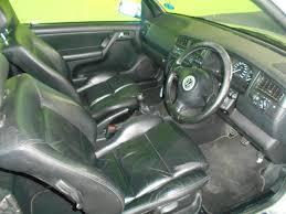Vw Golf R Seats 2001 Volkswagen Golf R 69 990 For Sale Kilokor Motors