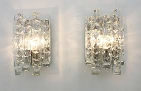 Glass Wall Sconce Captivating Glass Wall Sconces Holders Ls And Glass