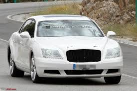 a1 bentley bentley continental flying spur facelift revealed team bhp
