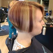 short stacked bob haircut shaved 21 gorgeous stacked bob hairstyles popular haircuts