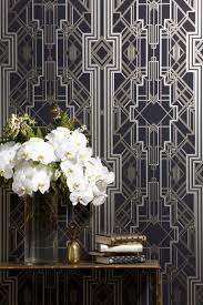 great gatsby home decor wallpaper from metropolis collection by catherine martin for great