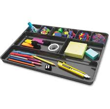 Desk Drawer Organizer Storage Organization Best Black Plastic Desk Drawer Organizer