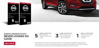 nissan finance new portal synchrony nissan credit card review 5x on gas nissan u0026 3x on