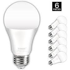 daylight led light bulbs amazonbasics 100 watt equivalent daylight non dimmable a21 led