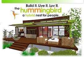 eco home plans leap adaptive hummingbird